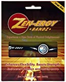 zen energy - ZEN-ERGY Balance Bands - for Power, Strength, Agility, Focus, Well Being, Positive Energy Flow (Black Band with White, Large (202mm))