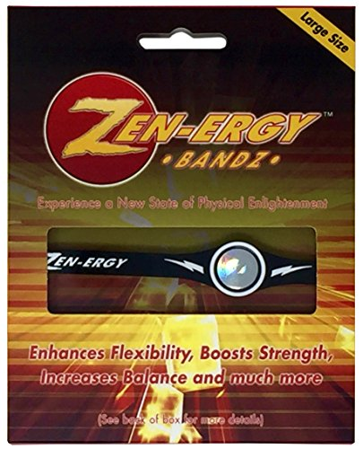 ZEN ERGY Balance Bands Strength Positive