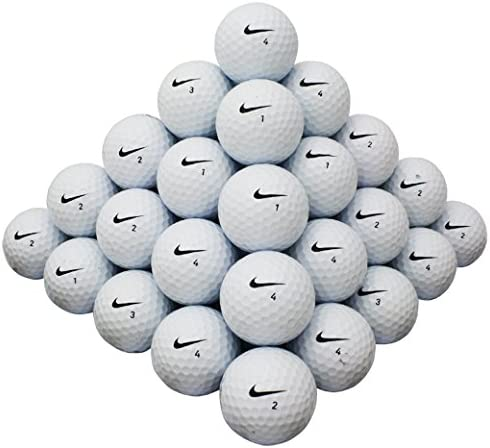 50 Nike Mix AAAAA Mint Used Golf Balls