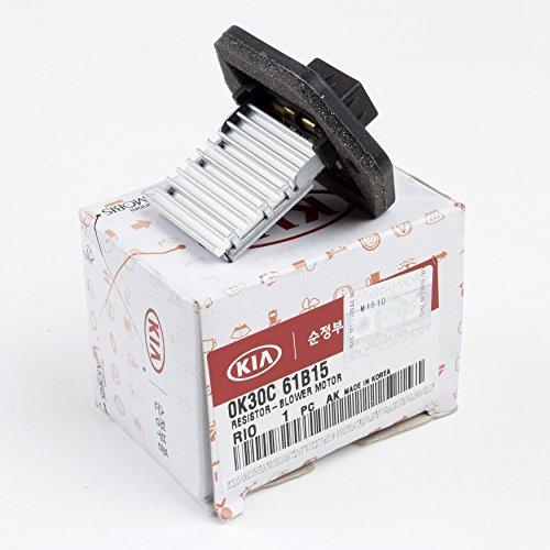 01 kia sportage blower motor - 9