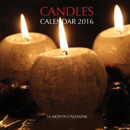 Download Candles Calendar 2016: 16 Month Calendar pdf epub