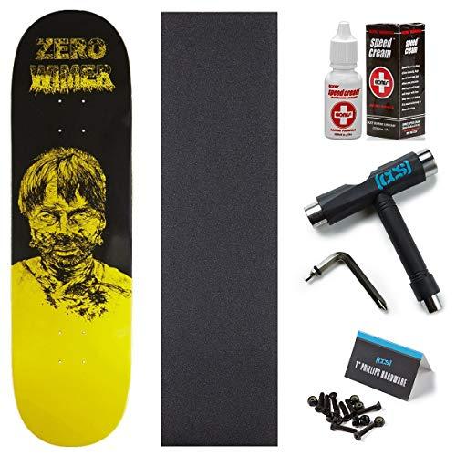 Zero Zombie Wimer Skateboard Deck - 8.50