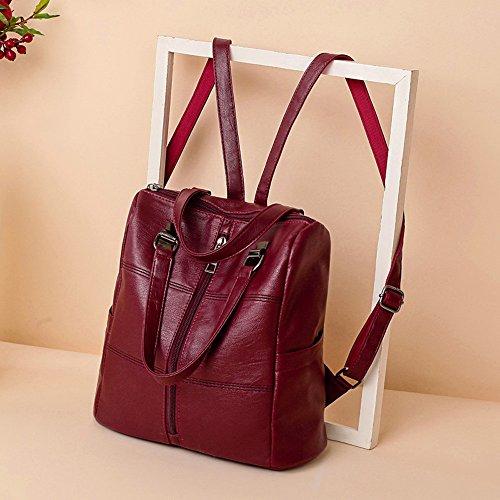 Hombro Negro ER26D SB Mounter Bags DH Mujer para Bolso al Red Negro GB34E XzSqB