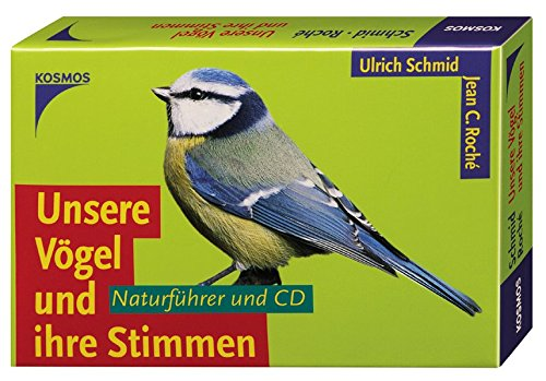 Unsere Vögel und ihre Stimmen: Naturführer und CD