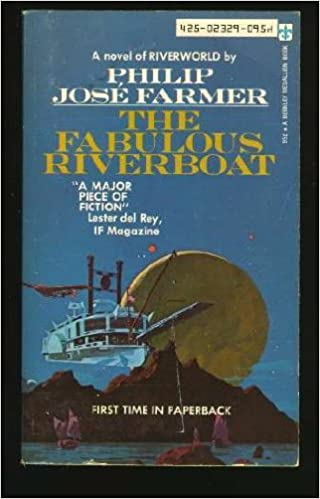 The Fabulous Riverboat, Farmer, Philip Jose