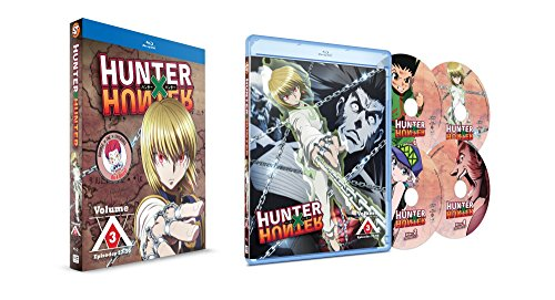 Hunter x Hunter Set 3 Standard Edition (BD) [Blu-ray]