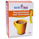 NutriWise – Marshmallow Hot Chocolate (7 packets/box)