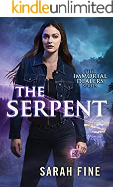 The Serpent (The Immortal Dealers Book 1)