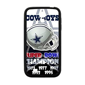 Cowboy Super Bowl Fahionable And Popular High Quality Back Case Cover For Samsung Galaxy S4