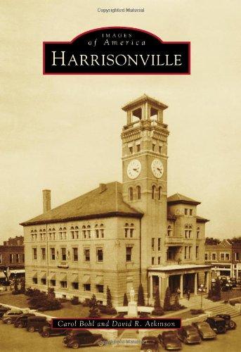 Harrisonville (Images of America)
