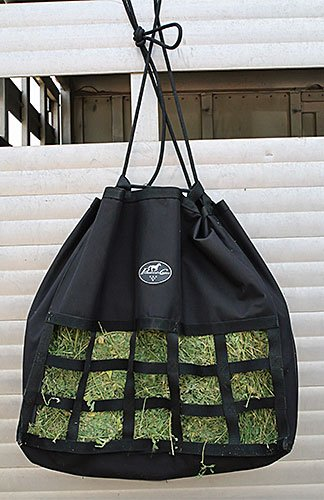 Professional's Choice Pro Cho Scratchless Hay Bag Black