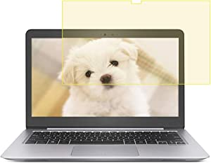 Blue Light Blocking Screen Filter for HP,Dell,ASUS,Lenovo,Acer 13.3 inch Laptops,PAVOSCREEN Protects Eyesight,No Bubble,Easy Installation, HD Clear Screen Protector(16:9)