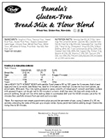 Pamela's Products Amazing Wheat Free & Gluten-free Bread Mix by Pamela's Products