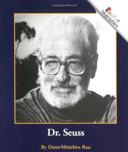Dr. Seuss (Rookie Biographies)