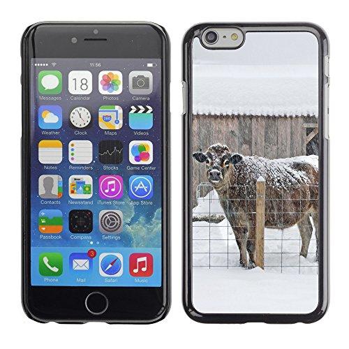 """Premio Sottile Slim Cassa Custodia Case Cover Shell // F00017247 B?uf // Apple iPhone 6 6S 6G 4.7"""""""