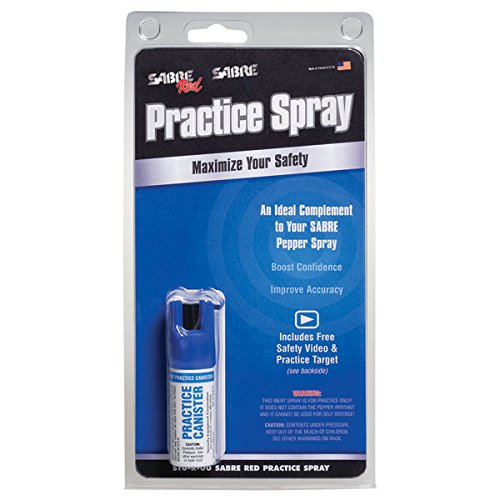 41FGXyOcSCL SABRE Running + Practice Pepper Spray Bundle
