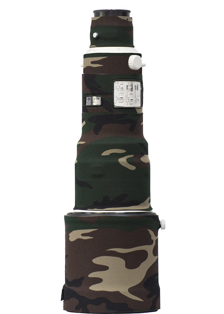 LensCoat LCSO500FG Telephoto Lens Cover for Sony 500 F4 (Forest Green Camo)