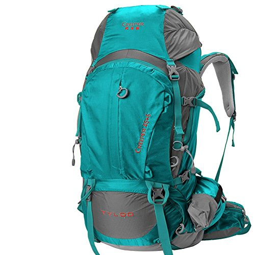 ALUK-borsa borsa / zaino / corsa esterna spalla di alpinismo esterno 50L-70L verde