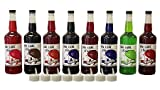 Snow Cone & Shave Ice Syrup-8 Quart Assortment