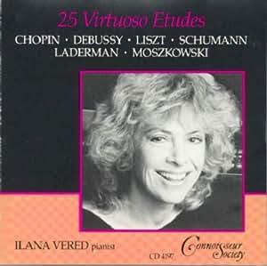 25 Virtuoso Etudes