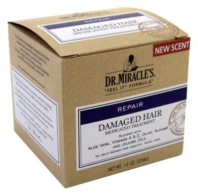 Dr.Miracle'S Feel It Tratamiento para Pelo Estropeado - 339 gr Dr.Miracle'S 000019