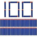 Ricarica 100 Dardi per Nerf Elite -7,2 cm
