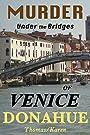 Murder Under the Bridges of Venice (Ryan-Hunter Series Book 6)