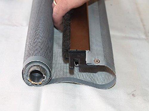 AWITALIA - Rete per zanzariera prodotta su misura (made in Italy)  dimensioni 130x260 ( dc04228c54e