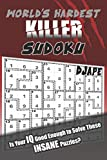 World s Hardest Killer Sudoku: Is Your IQ Good Enough to Solve These INSANE Puzzles?