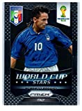 Soccer 2014 Panini World Cup Prizm World Cup Stars #44 Roberto Baggio NM-MT