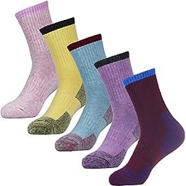 YUEDGE Women's Sports Socks