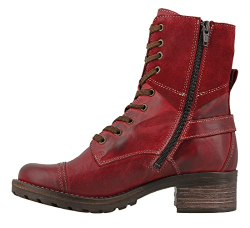 Boot Boot Crave Women's Taos Women's Red Crave Taos UxqYdRw1f