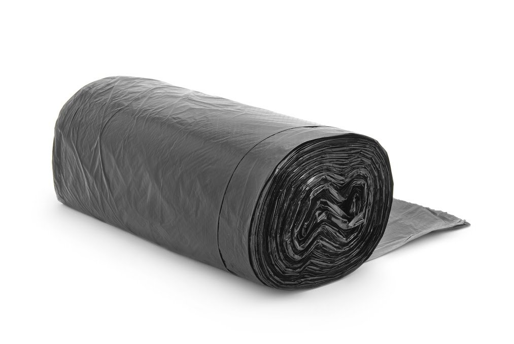 Hardex Industrial grade 55 Gallon Garbage Can Liners - 20 Bags - Heavy Duty Contractor Trash Bags, 2 mil thick