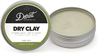 product image for 3.4 oz. Dry Clay - Pliable Dry Clay - Detroit Grooming Company