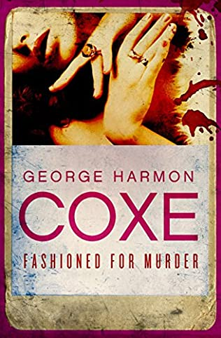 book cover of Fashioned for Murder
