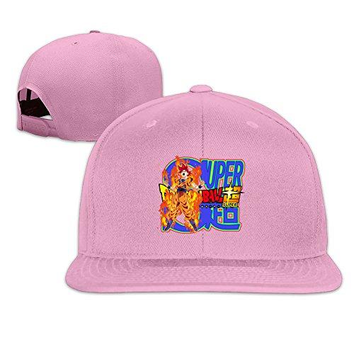 unisex-dragon-ball-super-logo-hat-pink
