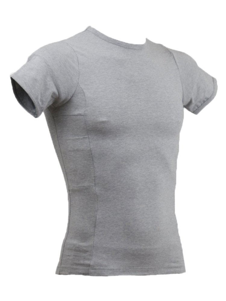 Diabetes T-shirt with pockets for insulin pump (S)
