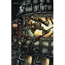 Flight: Queer Sci Fi's Third Annual Flash Fiction Contest (B&W Version) (QSF Flash Fiction) (Volume 2)