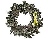 Army Camo Service Pride Wreath For Sale