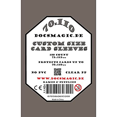 docsmagic.de Anachrony Sleeves Bundle - 59 x 92 Euro ...
