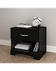 South Shore Step One Night Stand, Pure Black