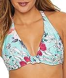 Seafolly Modern Love Convertible Bikini Top F-Cups, 12F, Ice