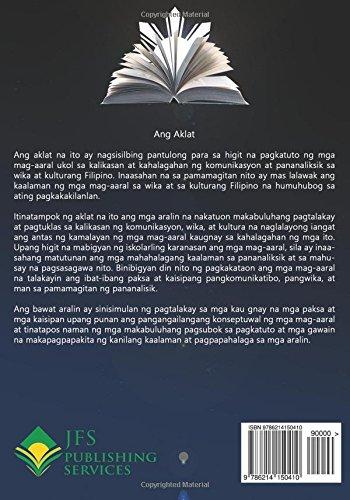 Komunikasyon at Pananaliksik sa Wika at Kulturang Filipino