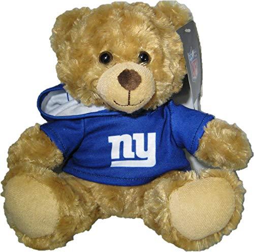 (The Good Stuff NFL New York Giants Hoodie Bear)