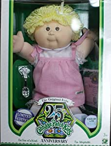 The Original 25 Anniversary Cabbage Patch Kids Doll - Mona Lorelei - September 28