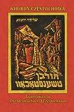 Translation of Khurbn Czenstochow (Yizkor Book), Shlomo Waga, 0976475952