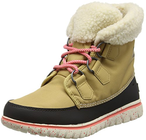 Sorel Women's Cozy Carnival Booties Curry / Black 9 B(M) US