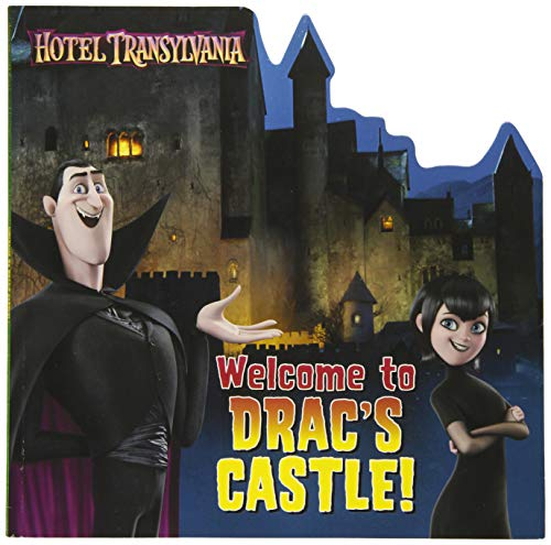 Welcome to Drac's Castle! (Hotel Transylvania 3: Summer Vacation)