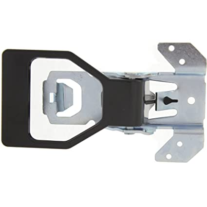 Door Handle Inside Interior Black Left LH or Right RH for 82-92 Camaro Firebird