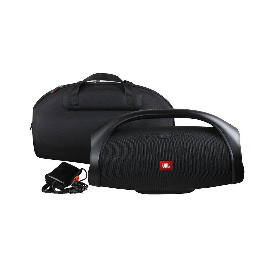 Hard EVA Travel Case for JBL Boombox Portable Bluetooth Waterproof Speaker by Hermitshell